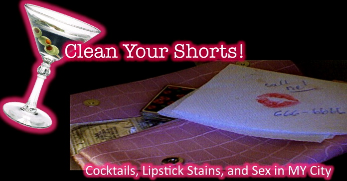 Clean Your Shorts!