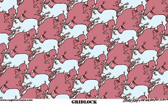 Gridlock Escher