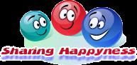Sharing Happyness