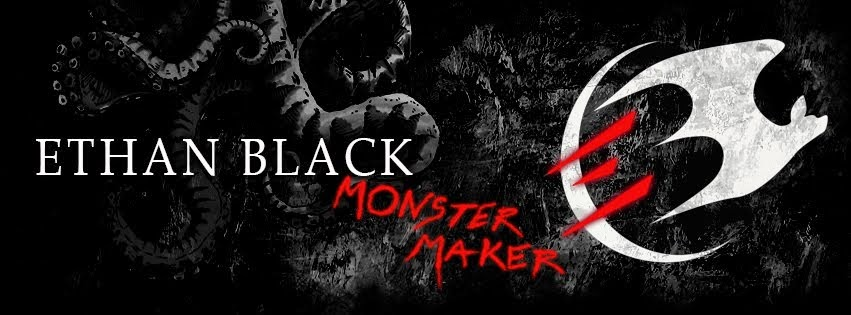 Ethan Black Monster Maker