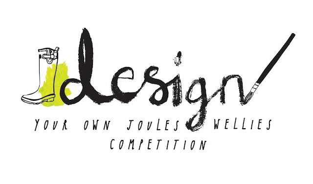 design your own wellies joules competition