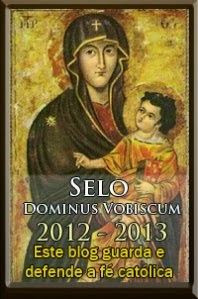 SELO DOMINUS VOBISCUM