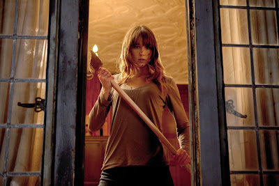 Sharni Vinson in You're Next