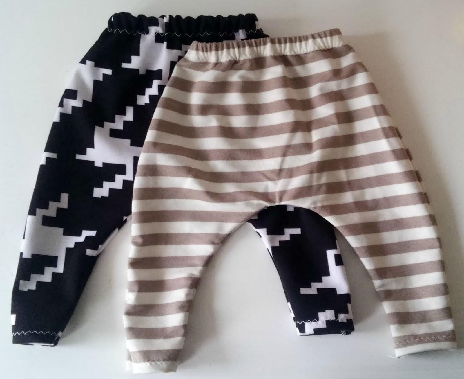 Baby Harem Pants