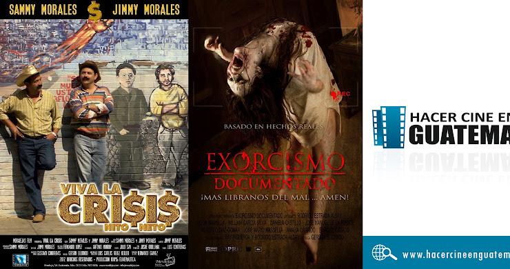 Dos películas guatemaltecas en cartelera