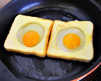 Cách làm món bánh sandwich cho bữa sáng