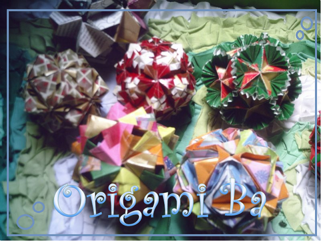 •°¤* Origami Ba *¤°•