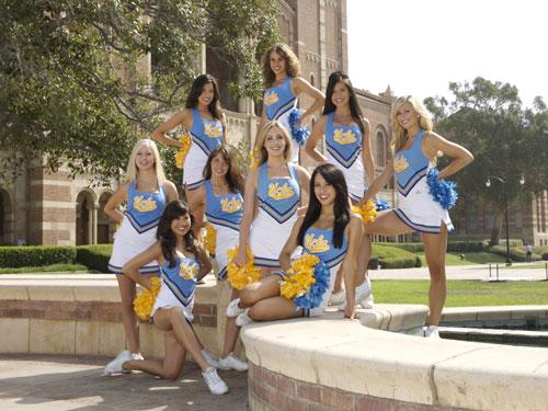 Ucla Dance Team 2012 USA: California