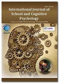 <b>International Journal of School and Cognitive Psychology</b>