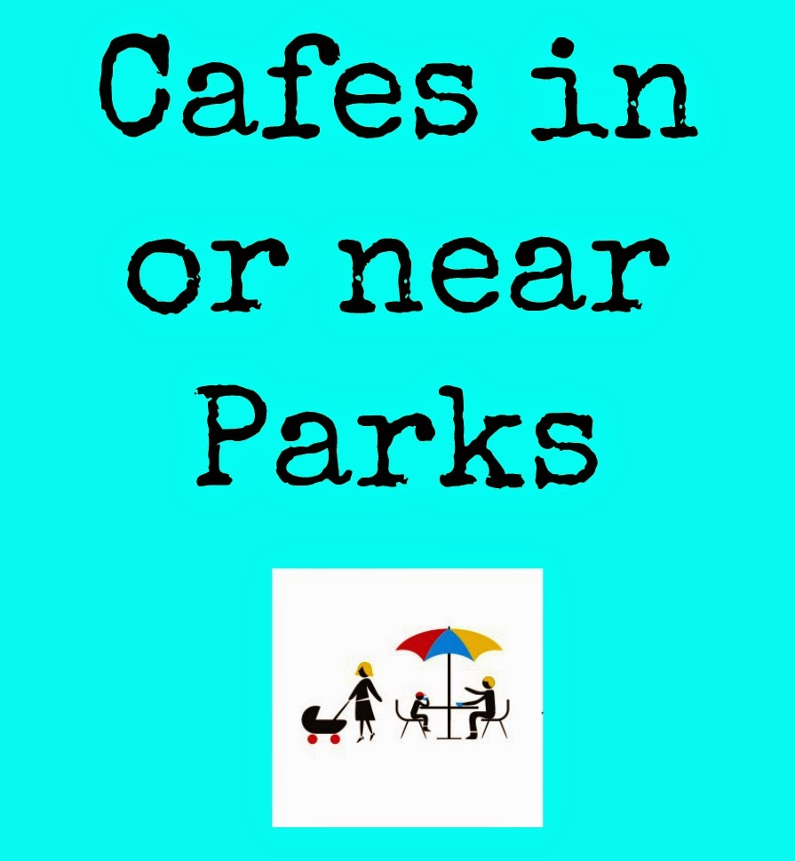 All Parks should have a Cafe!