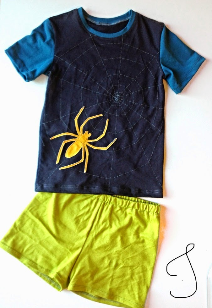 spider-t-shirt
