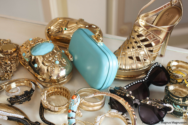Different types of accessories