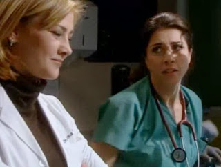 Amparo Larrañaga y Alicia Borrachero en 'Hospital Central'