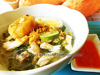 Resep Soto Banjar Khas Kalimantan