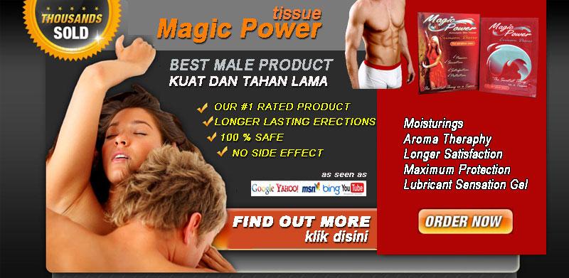 tissue khusus pria kuat tahan lama