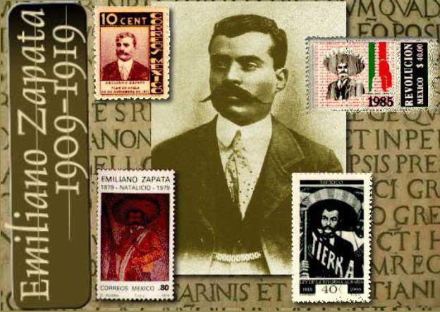 Emiliano Zapata 1909-1919