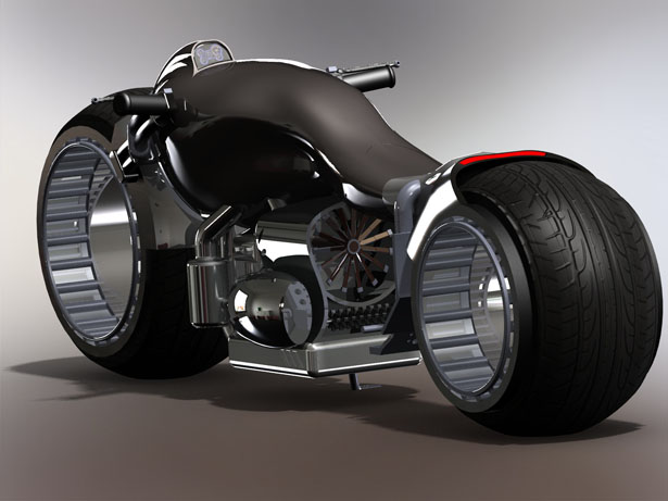 Dc Riders  Kruzor Motorcycle Concept By Chris Stiles