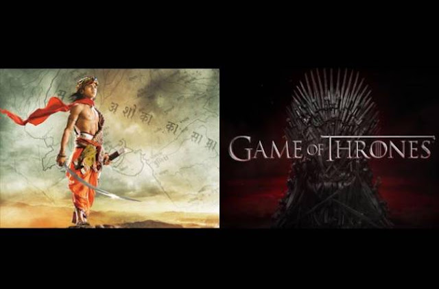 'Game of Thrones' touch in Colors 'Ashoka Samrat' Popular Shows
