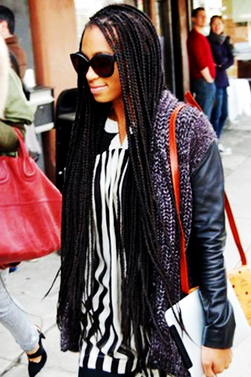 dark chocolate creations box braids my next hairstyle