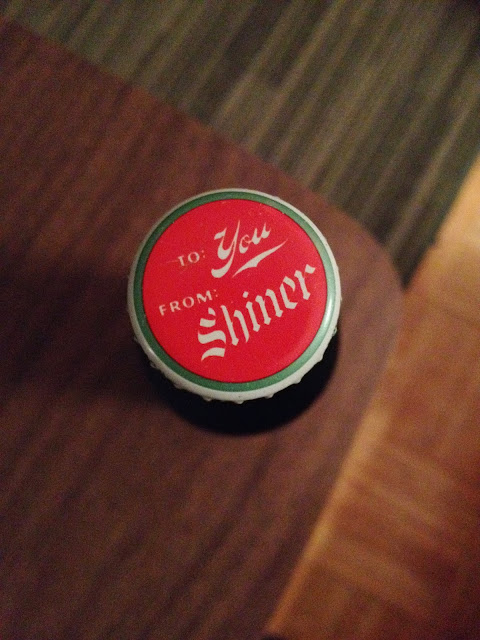 Shiner Holiday Cheer by Spoetzl Brewery