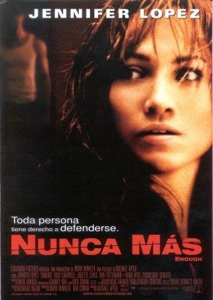 NUNCA MÁS (Enough) (2002) Ver Online - Español latino