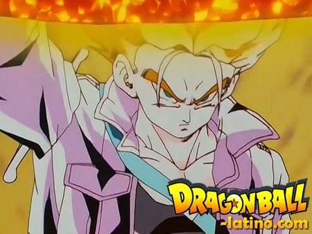 Dragon Ball Z capitulo 120
