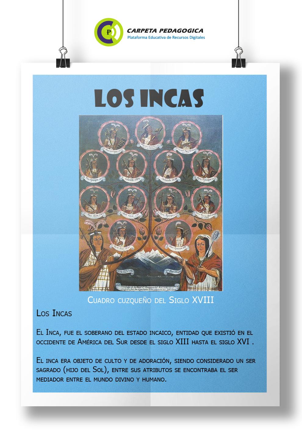 Datos sobre Los Incas