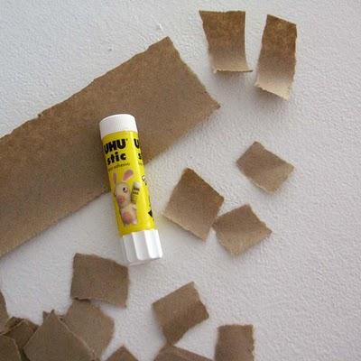 Precioso cerdito manualidades de reciclaje un mundo de manualidades - Manualidades con papel craft ...