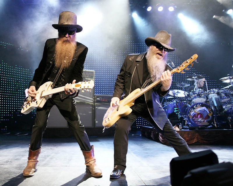 want Billy Gibbons boots. title=