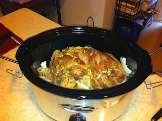 In The Kitchen With Mom Mondays: Pork roast