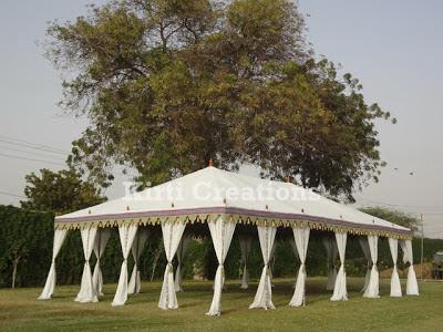 Royal Garden Tent