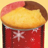 Receta de panqué mágico napolitano para navidad