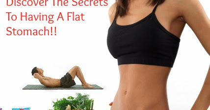 Destroy The Nasty Fats Now!!!: Secrets To A Flat Stomach