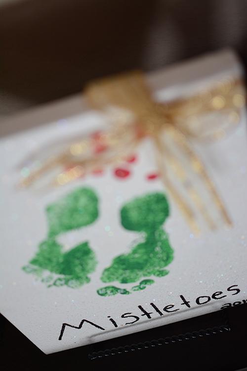 DIY Mistletoes | My Darling Days