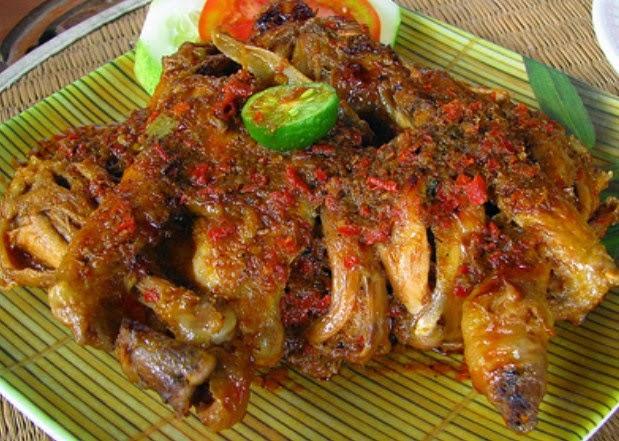 resep ayam betutu