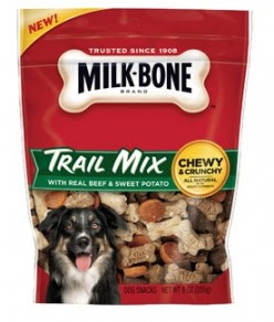 Free Sample of Milk-Bone Trail Mix Dog Snacks