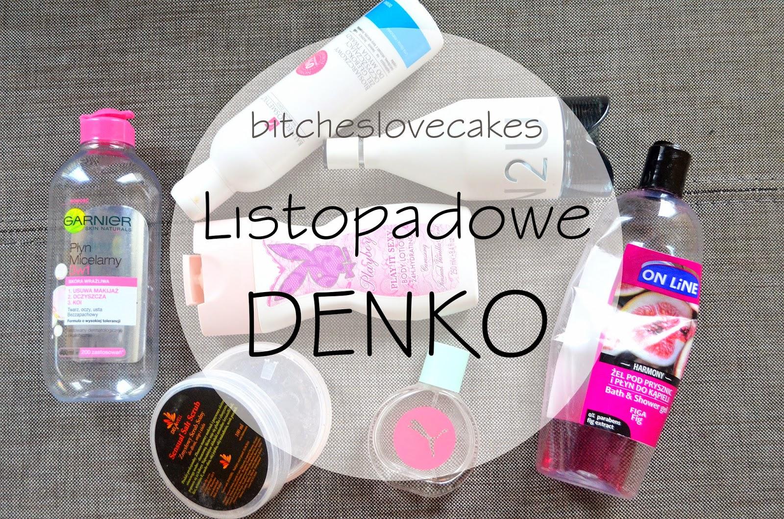 Listopadowe Denko