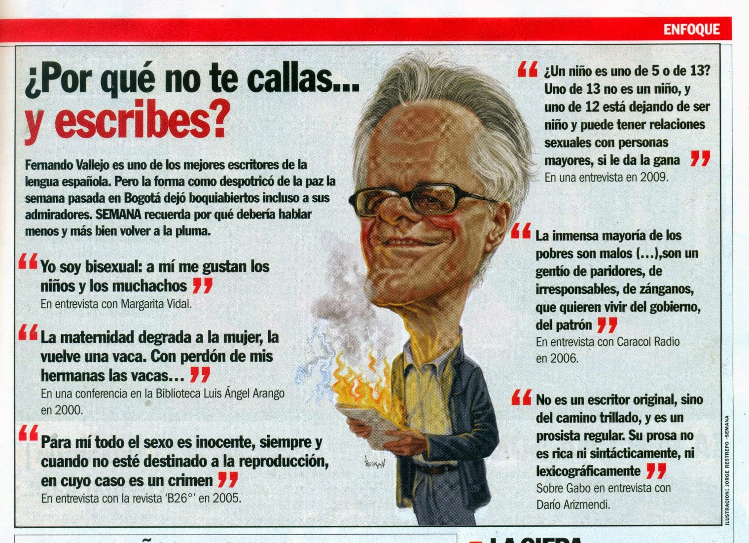 la revista semana en colombia: