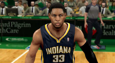NBA 2K14 Danny Granger Face Mod