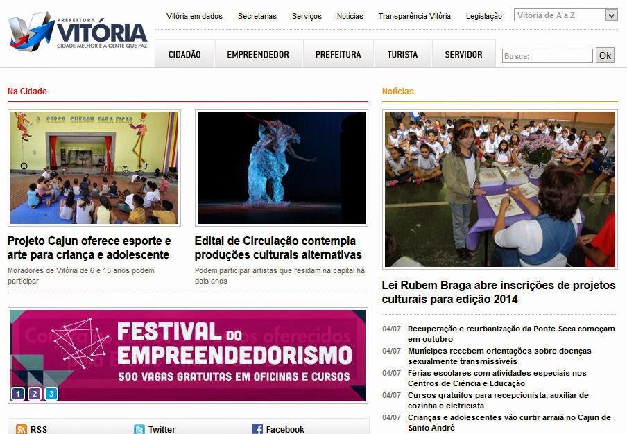 prefeitura de vitória, vitoria, vitoria es, turismo, pontos turisticos, igrejas, praias