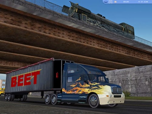 18 Wheels of Steel: Pedal to the Metal - PC (Completo)