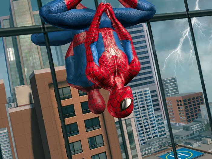 amazing spider man 2 gameloft oyunu