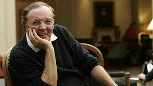 El escritor James Patterson