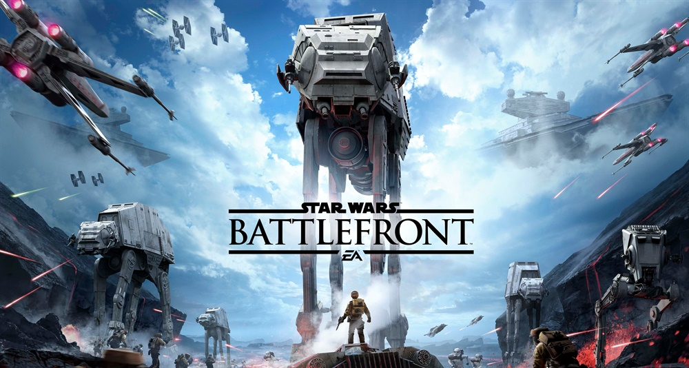 STAR WARS Battlefront Download Poster
