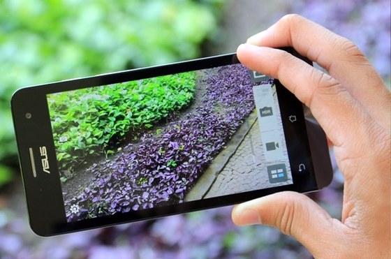 Zenfone 5 da ASUS é um smartphone muito rápido
