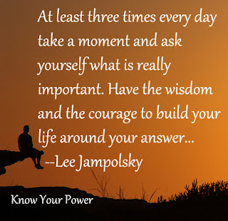 Have The Wisdom And The Courage To Build Your Life