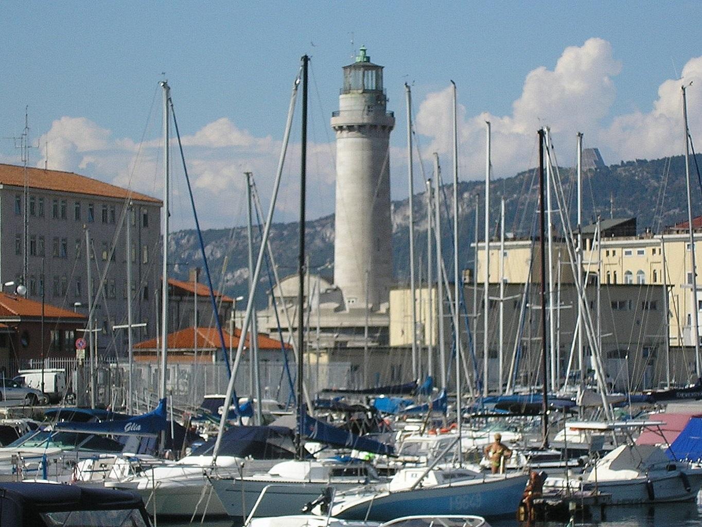 Lanterna di Trieste (Italie)