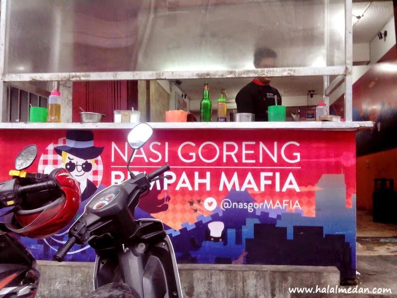 Sensasi Keringat di Nasi Goreng Mafia Medan