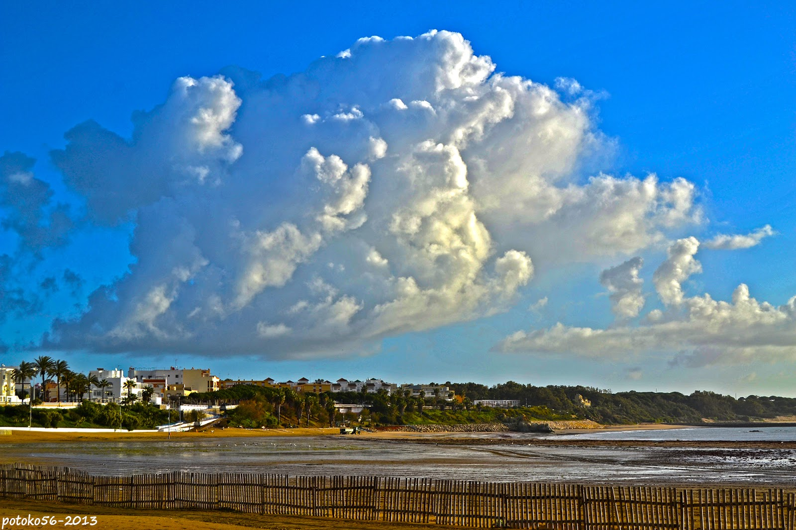 Playa del Chorrillo Rota