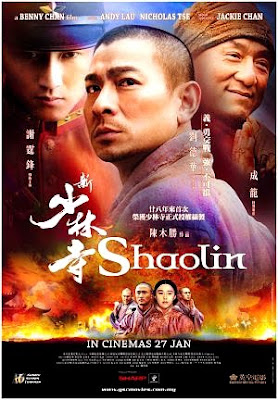 Filme Poster Shaolin DVDRip XviD & RMVB Legendado
